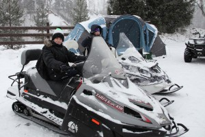 Снегоходы российского производства