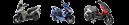 Скутеры с пробегом