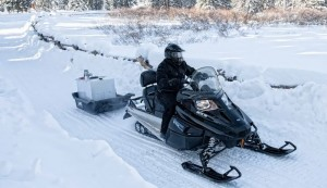 Регулировка снегохода