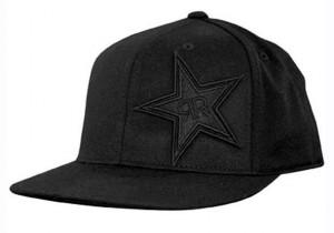 2012-answer-racing-rockstar-blackout-hat-black копия