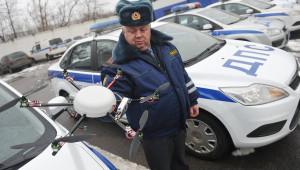 Регистрация квадрокоптеров в России