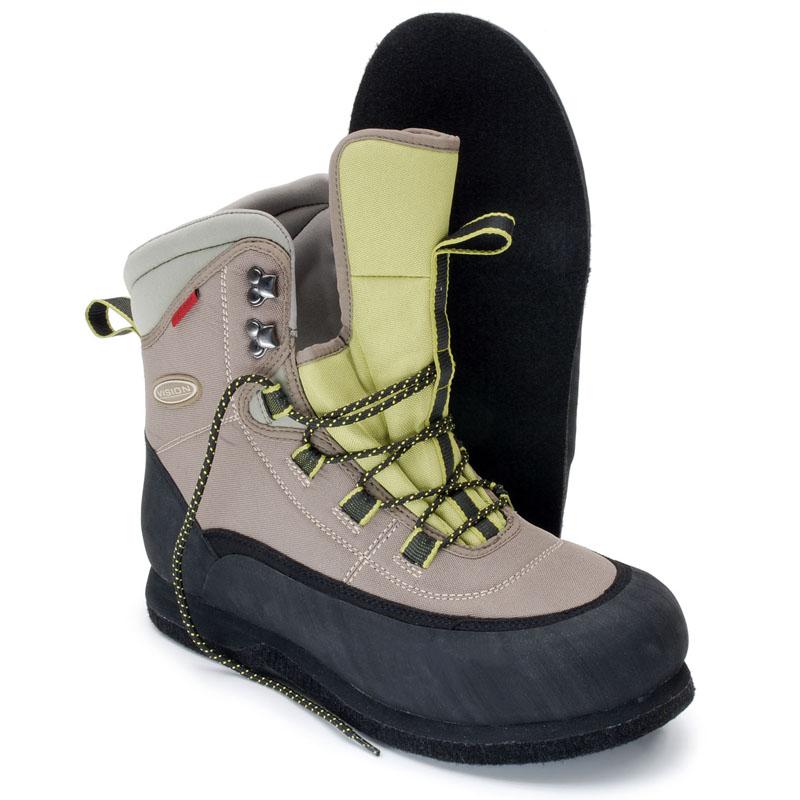 Vision shoes