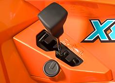 CFMOTO X8 EPS вариатор