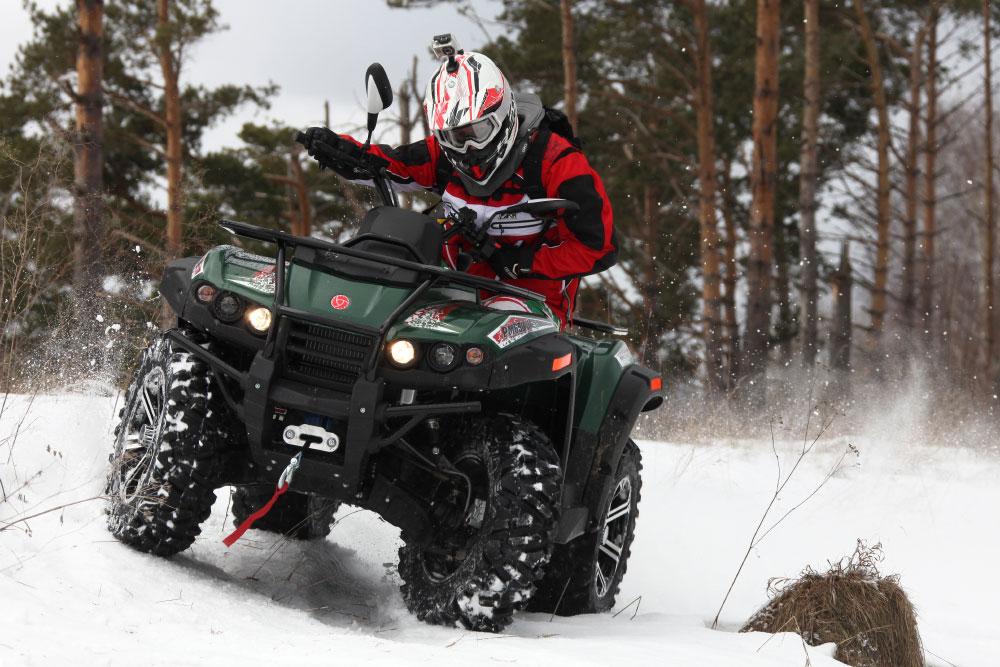 грузовые квадроциклы русская механика фото