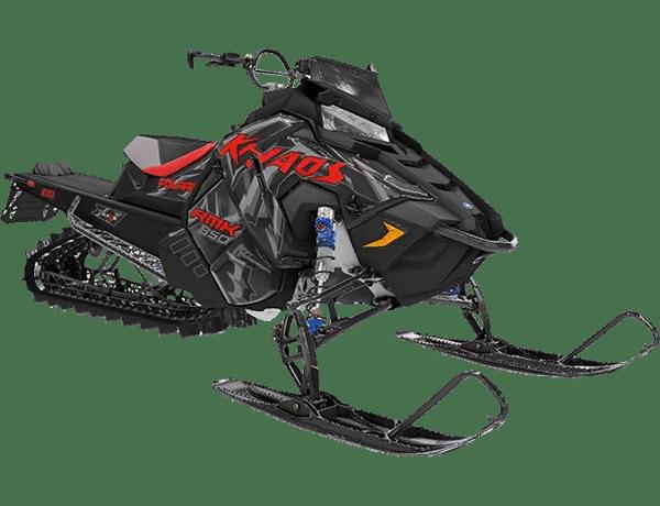 Снегоход 2020 Polaris 850 RMK KHAOS 155