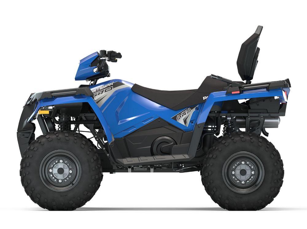 2021 Квадроцикл Polaris Sportsman 570 Touring Sonic Blue