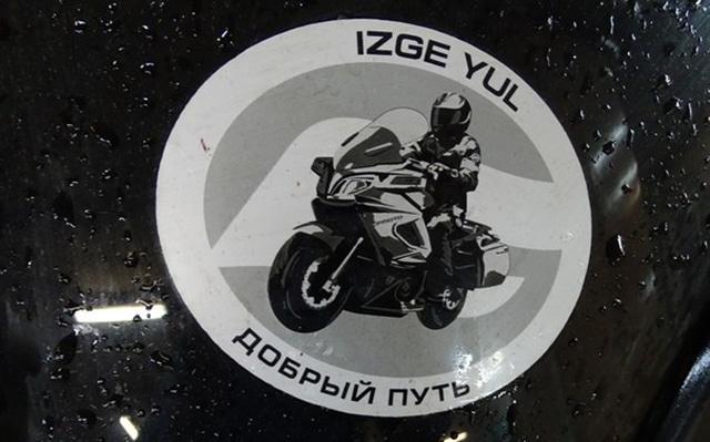 Одинокий рейнджер на мотоцикле CFMOTO продолжает свой путь...