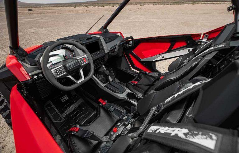 Обзор новых моделей Polaris RZR XP 2020