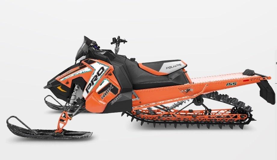 "Снегоход 2019 Polaris 850 Pro-RMK 155 3"""