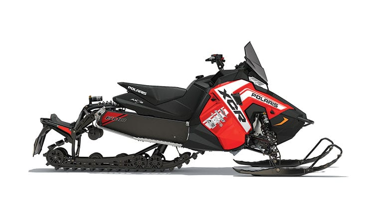 Снегоход 2018 Polaris 600 SWITCHBACK XCR