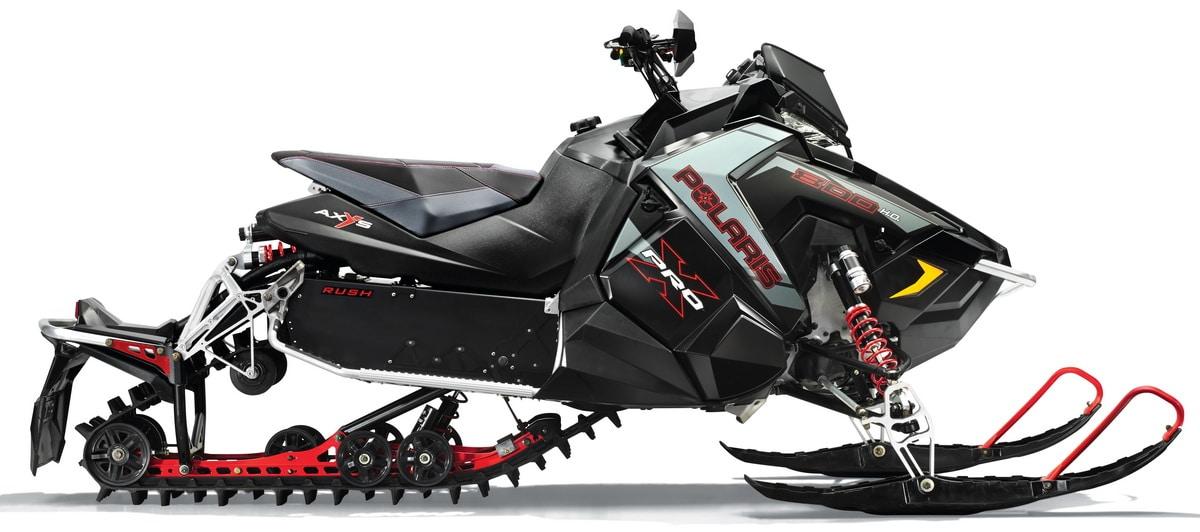 Снегоход 2015 Polaris 800 Rush Pro-X