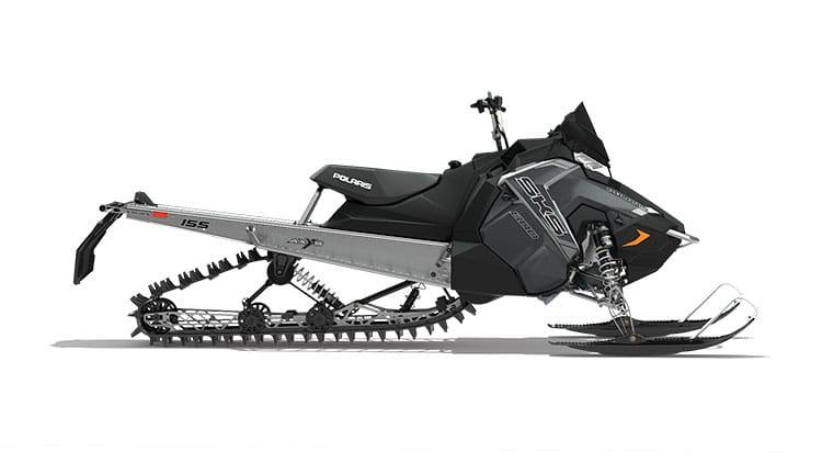 Снегоход 2017 Polaris 800 RMK ASSAULT 155