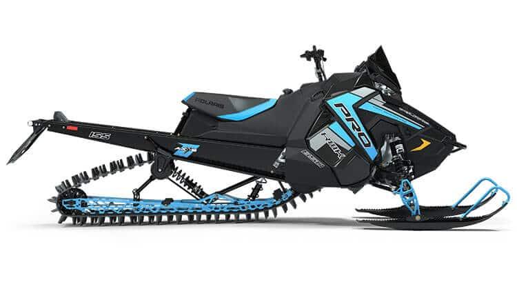 Сравнение Ski-Doo Summit X 175 850 и Polaris Pro-RMK 174 850