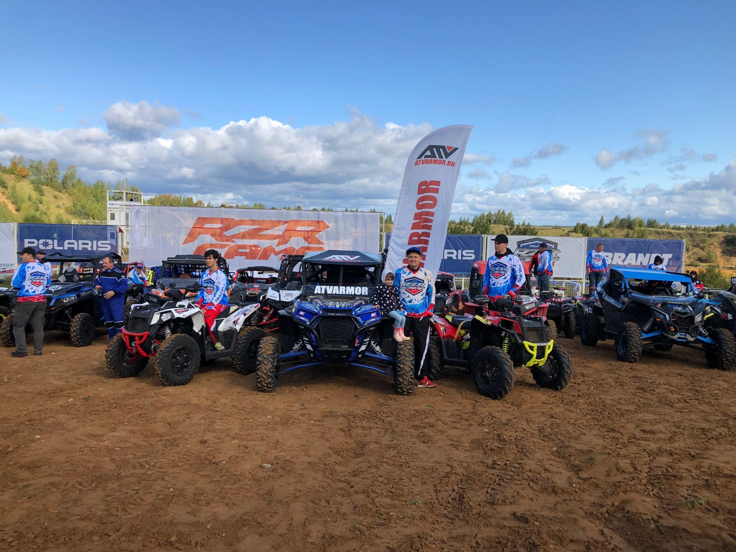 Чемпионы RZR CAMP 2019