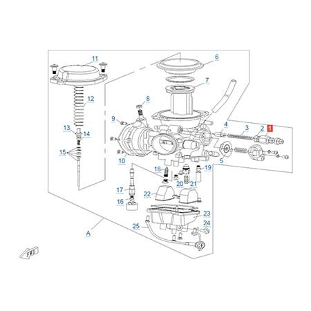 Двигатель CF188
