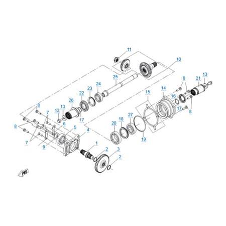 Двигатель 191Q