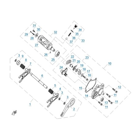 Двигатель 2V91W (U8)