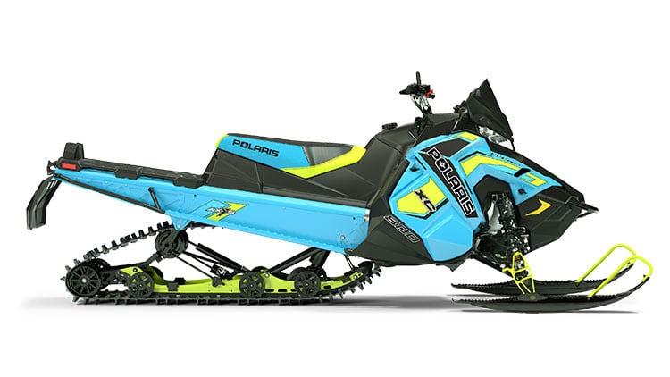 Снегоход 2019 Polaris 800 TITAN XC 155