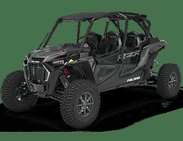 2021 Квадроцикл Polaris RZR 72 XP 4 Turbo S - Onyx Black