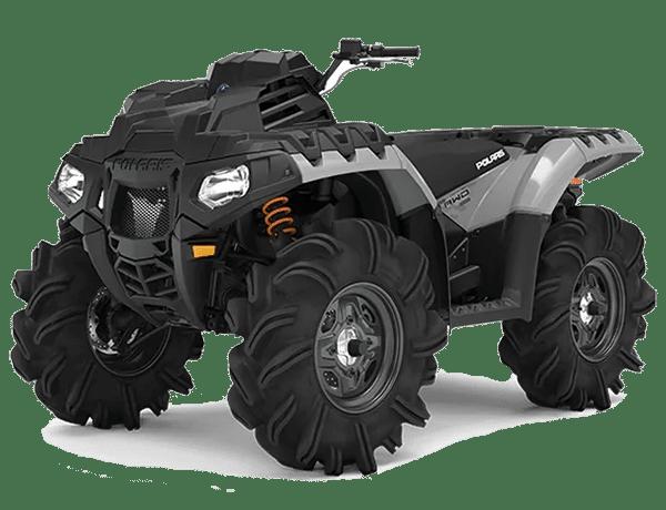 2021 Квадроцикл Polaris Sportsman 850 HL - Ghost Gray