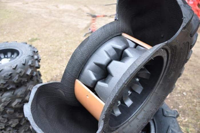 Новые пластиковые колесные диски компании STORM