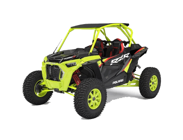 2021 Квадроцикл Polaris RZR 72 XP Turbo S - Lifted Lime (US spec)