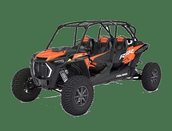 2021 Квадроцикл Polaris RZR 72 XP 4 Turbo S Velocity - Orange Madness (US spec)