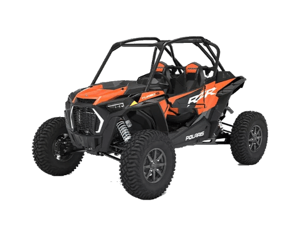2021 Квадроцикл Polaris RZR 72 XP Turbo S Velocity - Orange Madness (US spec)