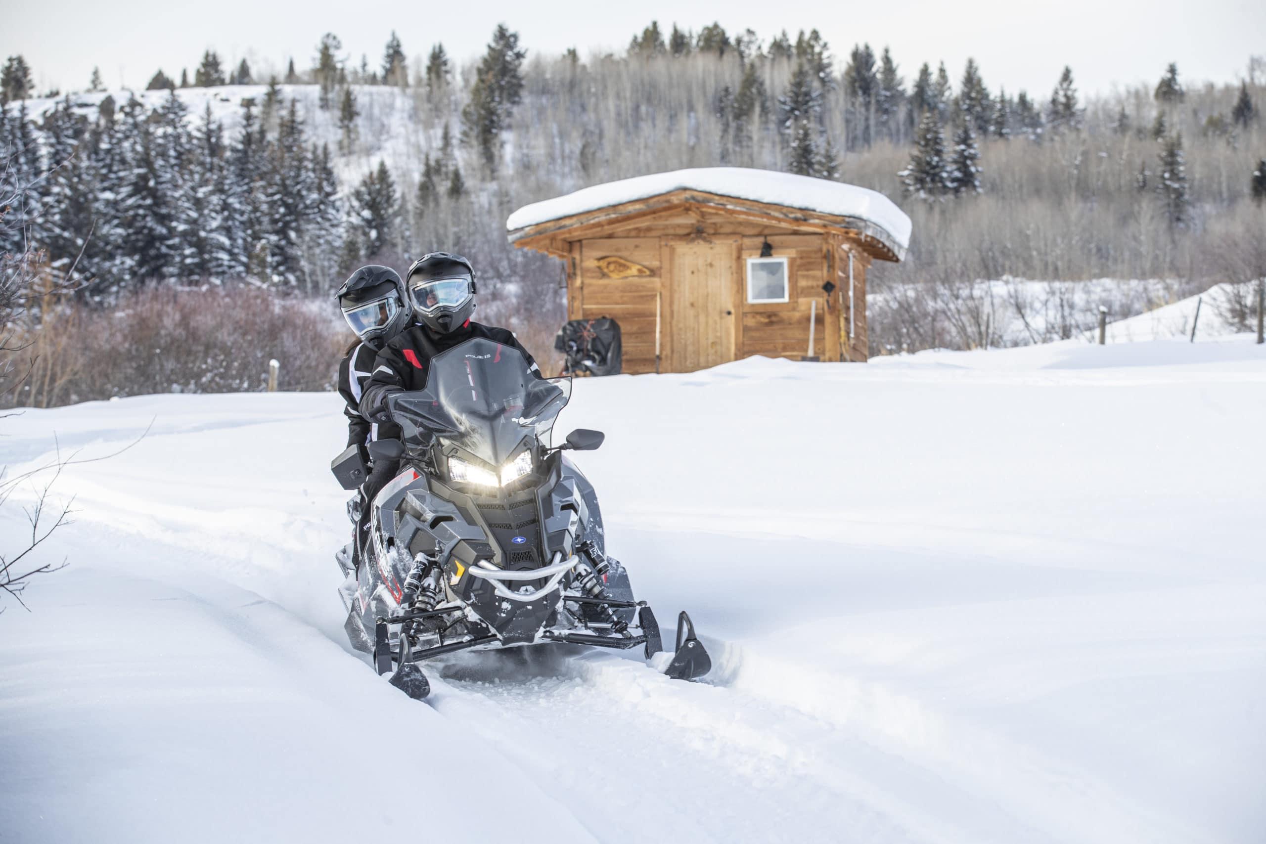 Японские снегоходы Yamaha: обзор моделей