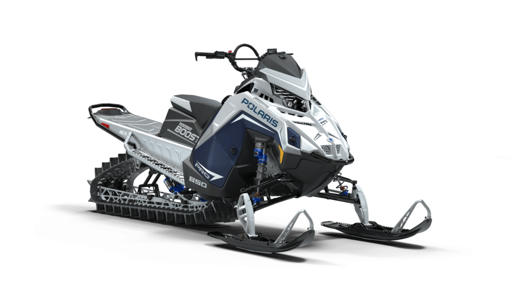 "Снегоход 2022 Polaris Patriot Boost Matryx Slash Pro RMK Khaos 163 3"""