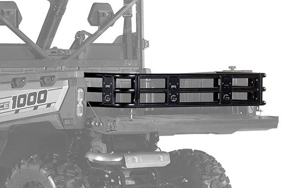 Новый расширитель багажной платформы CFMOTO UFORCE 1000 EPS!