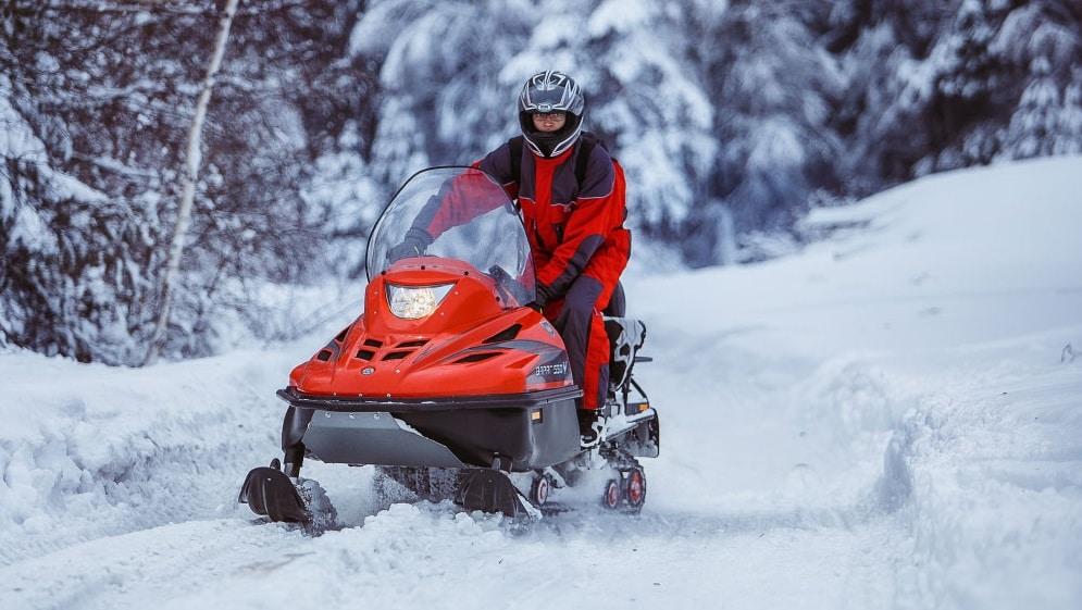 Финские снегоходы Lynx: обзор модельного ряда